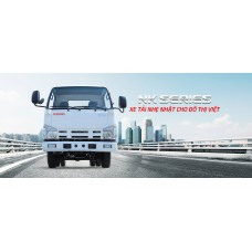 VM Motors NK Series 5 tấn đến 6 tấn